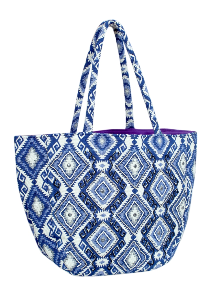 Beaded Bags, Bead Work Bag Are Easy to Wash